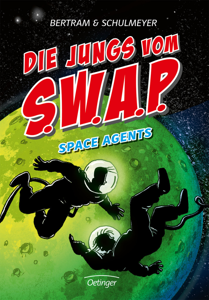 Die Jungs vom S.W.A.P. – Space Agents