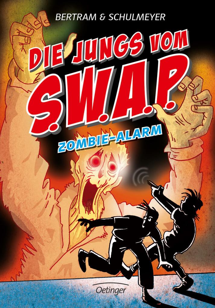 Die Jungs vom S.W.A.P. – Zombie-Alarm