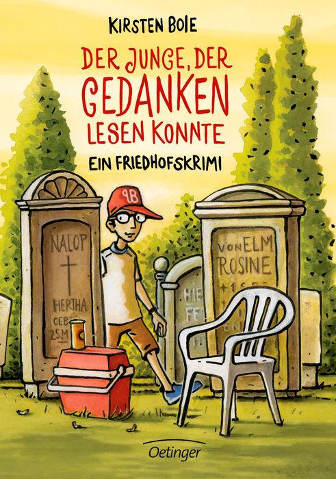Der Junge, der Gedanken lesen konnte. Ein Friedhofskrimi