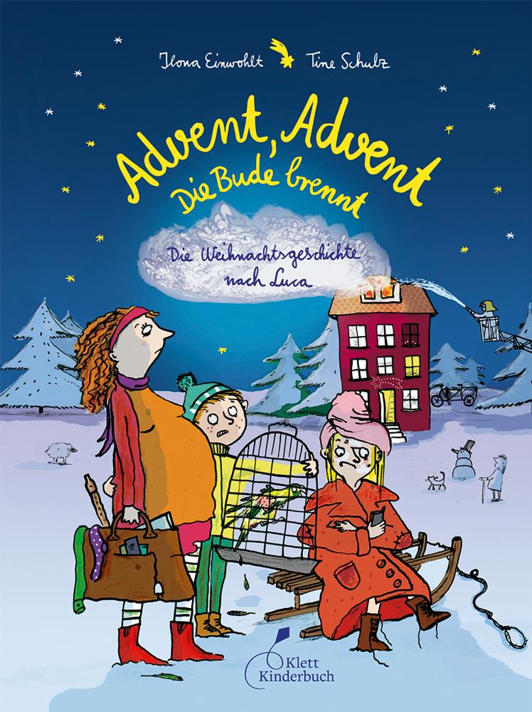 Advent, Advent, die Bude brennt – Die Weihnachtsgeschichte nach Luca