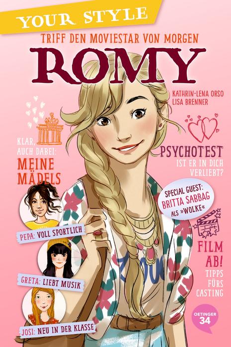 Your Style. Romy – Triff den Moviestar von morgen