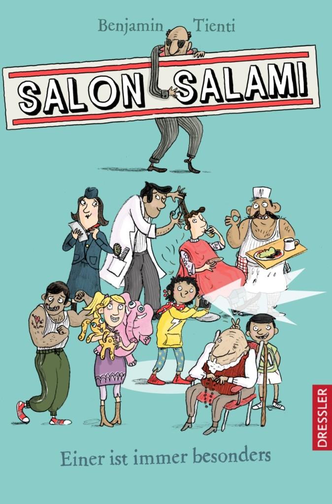 Salon Salami – Einer ist immer besonders