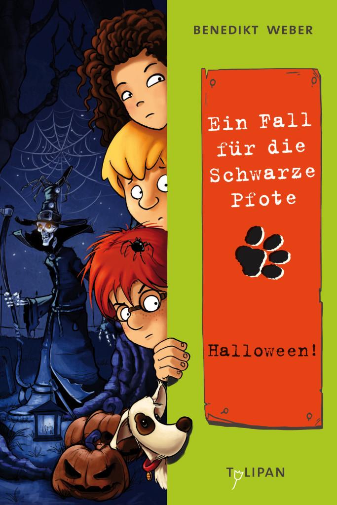 Ein Fall für die Schwarze Pfote – Halloween!