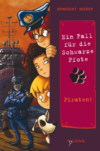 Ein Fall für die Schwarze Pfote – Piraten!