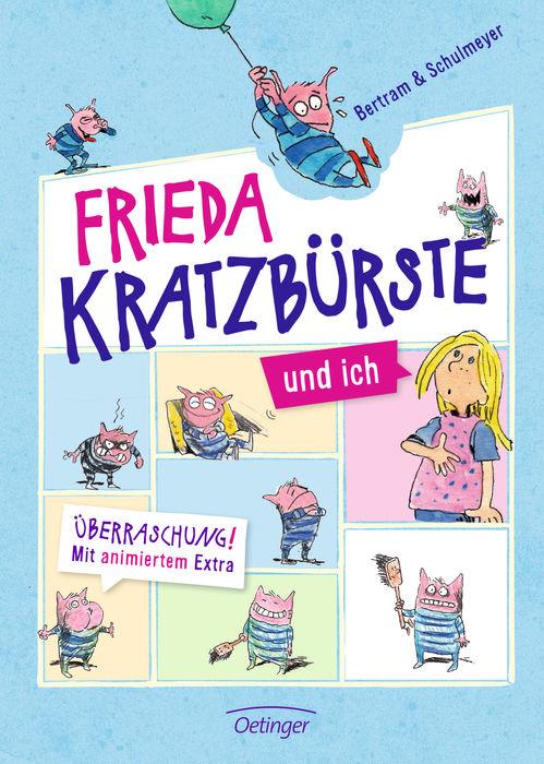 Frieda Kratzbürste
