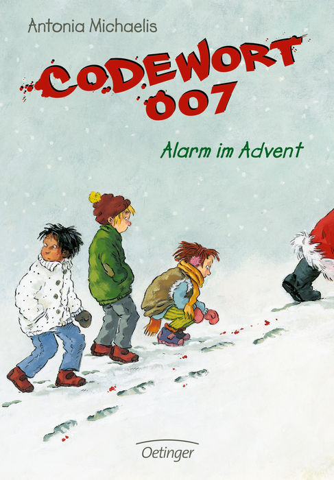 Codewort 007 – Alarm im Advent