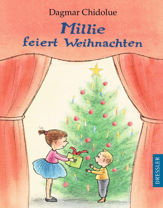 Millie feiert Weihnachten