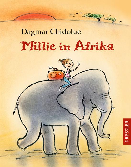 Millie in Afrika