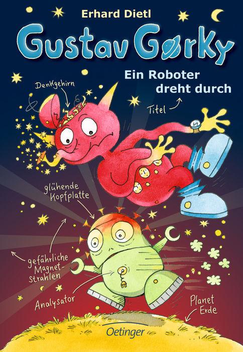 Gustav Gorky – Ein Roboter dreht durch