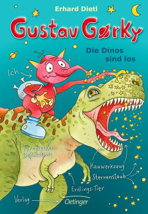 Gustav Gorky – Die Dinos sind los