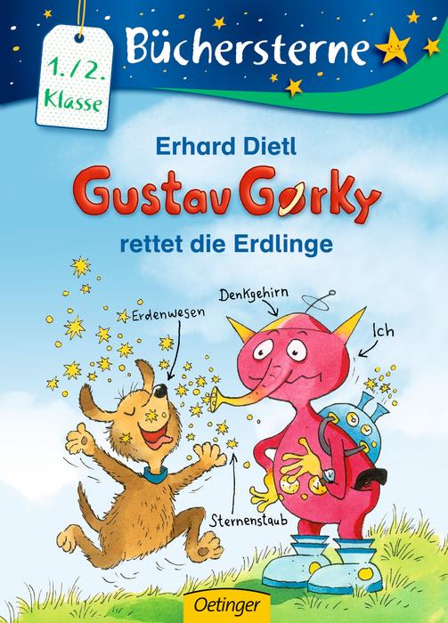 Gustav Gorky rettet die Erdlinge