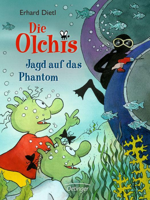 Die Olchis – Jagd auf das Phantom