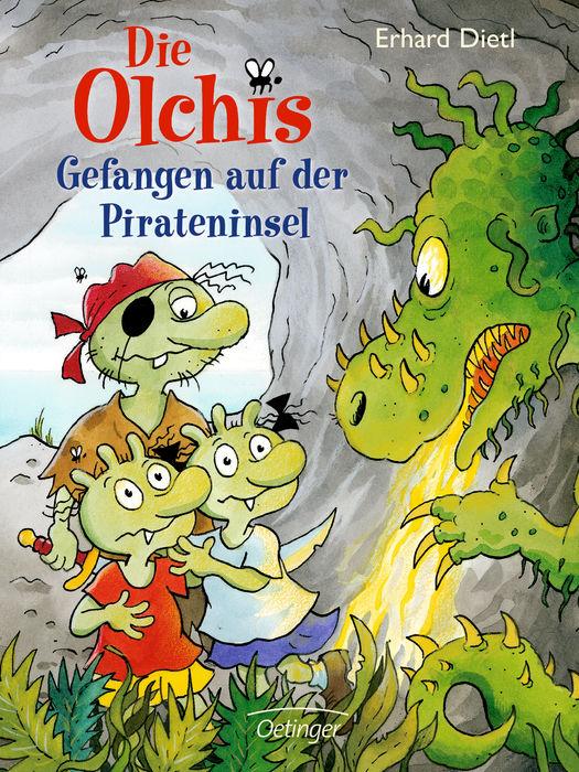Die Olchis – Gefangen auf der Pirateninsel