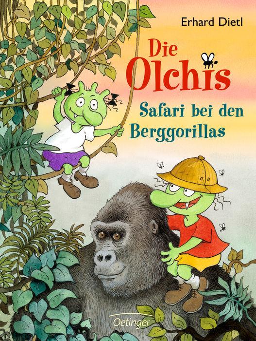 Die Olchis – Safari bei den Berggorillas