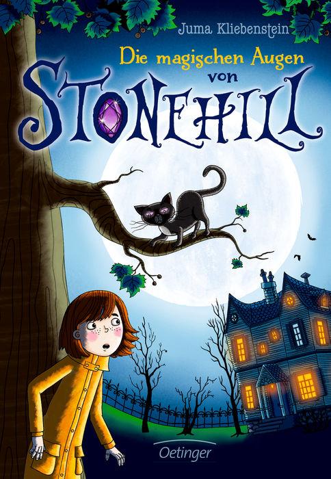Die magischen Augen von Stonehill