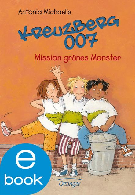 Kreuzberg 007 – Mission grünes Monster
