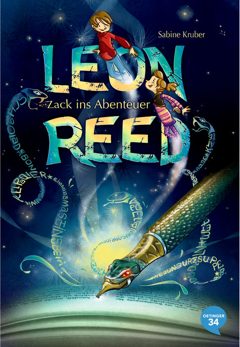 Leon Reed – Zack ins Abenteuer