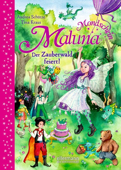 Maluna Mondschein – Der Zauberwald feiert
