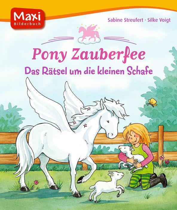 Pony Zauberfee – Das Rätsel um die kleinen Schafe