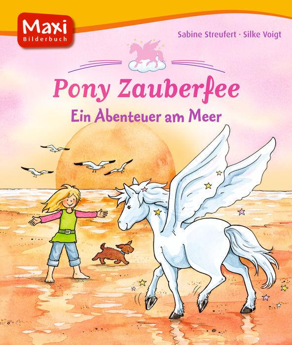 Pony Zauberfee – Ein Abenteuer am Meer