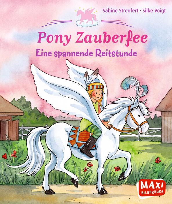 Pony Zauberfee – Eine spannende Reitstunde