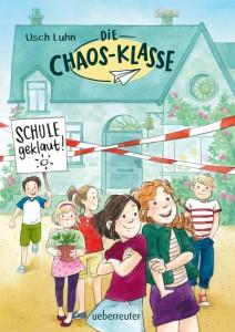 Die Chaos-Klasse – Schule geklaut!