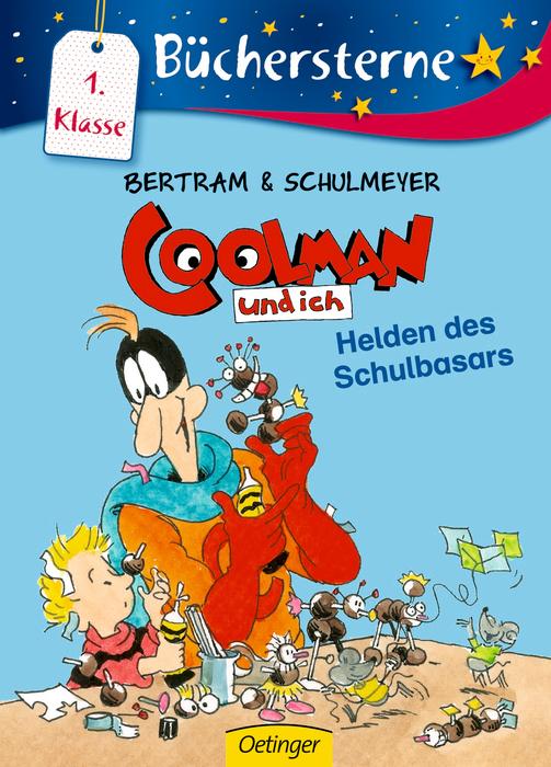 Coolman und ich – Helden des Schulbasars