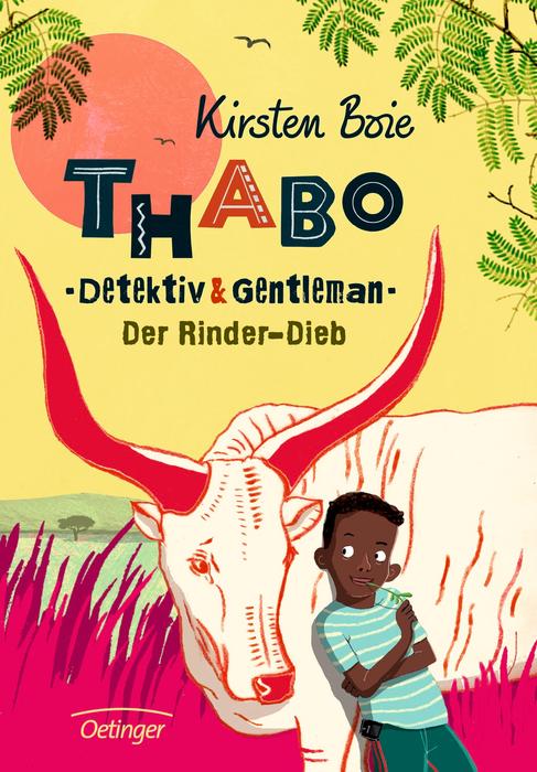Thabo: Detektiv & Gentleman – Der Rinder-Dieb