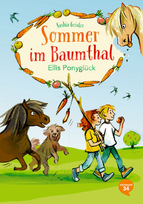 Sommer im Baumthal – Ellis Ponyglück