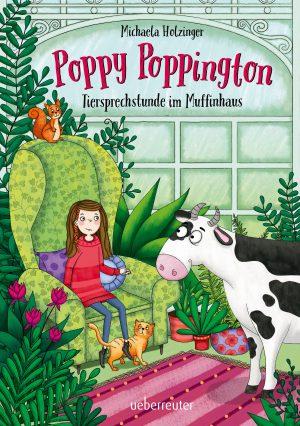 Poppy Poppington – Tiersprechstunde im Muffinhaus