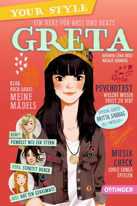 Your Style. Greta – Ein Herz für Bass und Beats