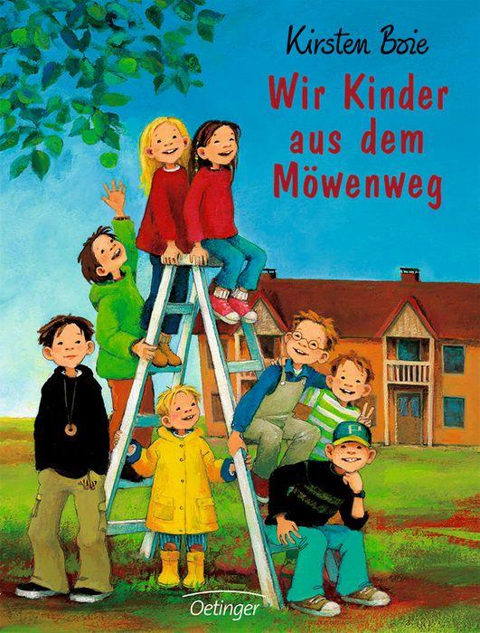 Boie_Wir Kinder aus dem Möwenweg_978-3-7891-3138-7