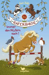 Die Haferhorde – Immer den Nüstern nach!