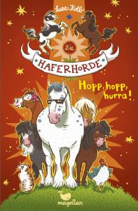 Die Haferhorde – Hopp, hopp, hurra!