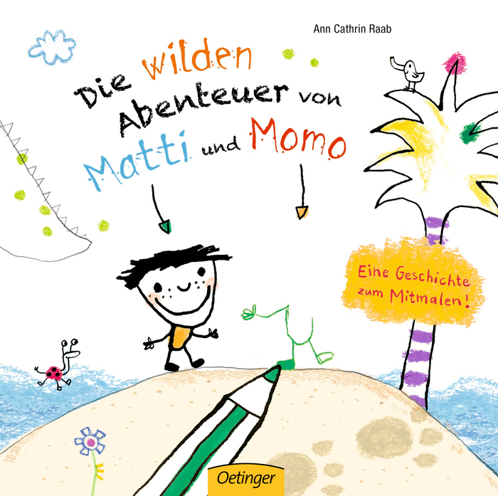 Die wilden Abenteuer von Matti und Momo