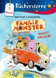 Familie Monster macht Urlaub