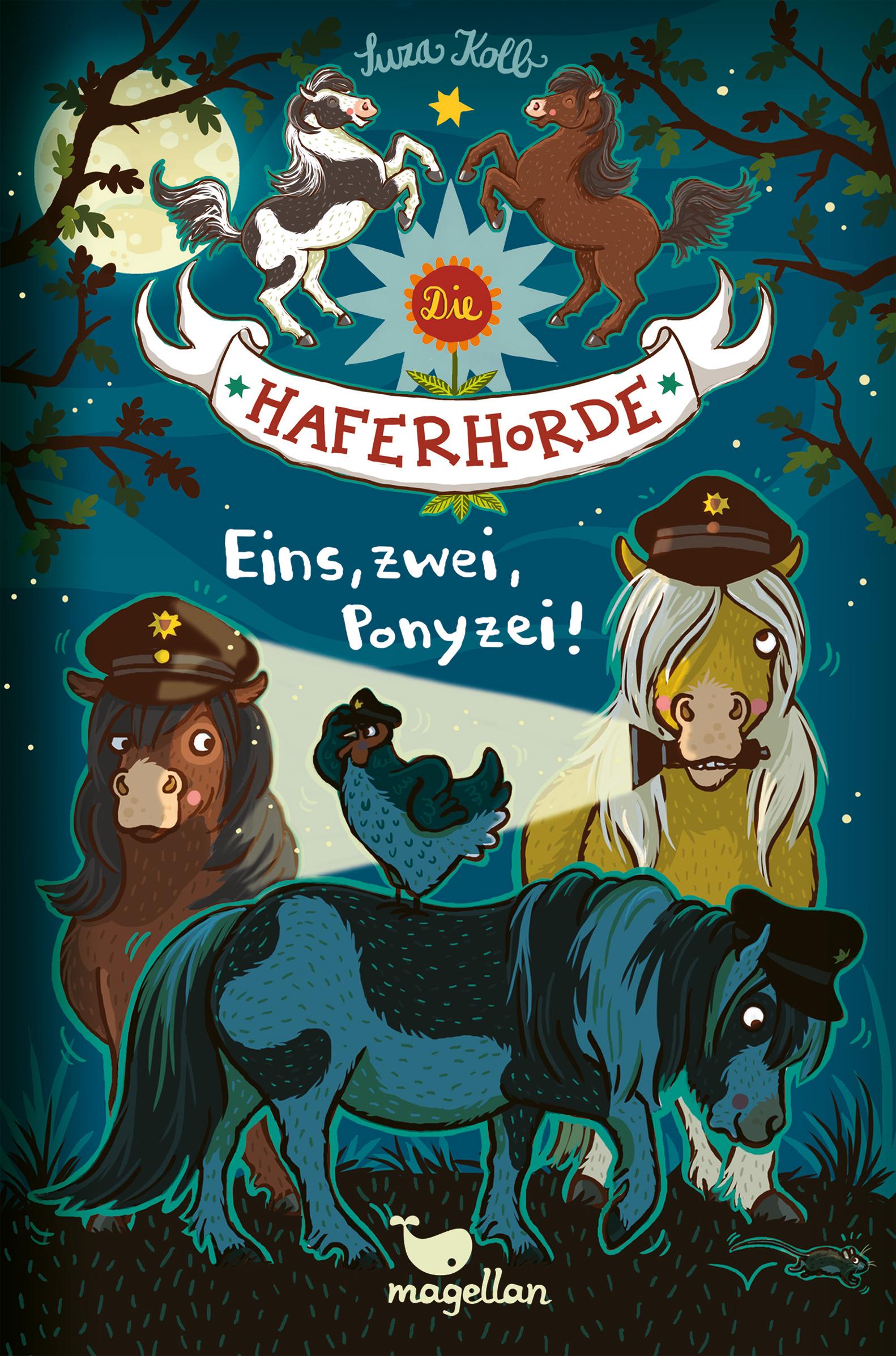 Die Haferhorde – Eins, zwei, Ponyzei!