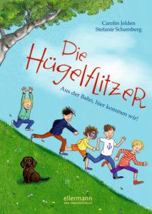 Die Hügelflitzer – Aus der Bahn, hier kommen wir!