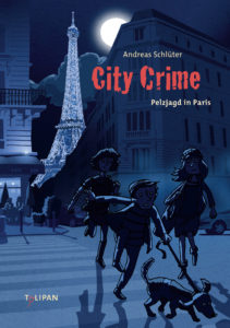 City Crime – Pelzjagd in Paris