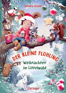Der kleine Flohling - Weihnachten im Littelwald