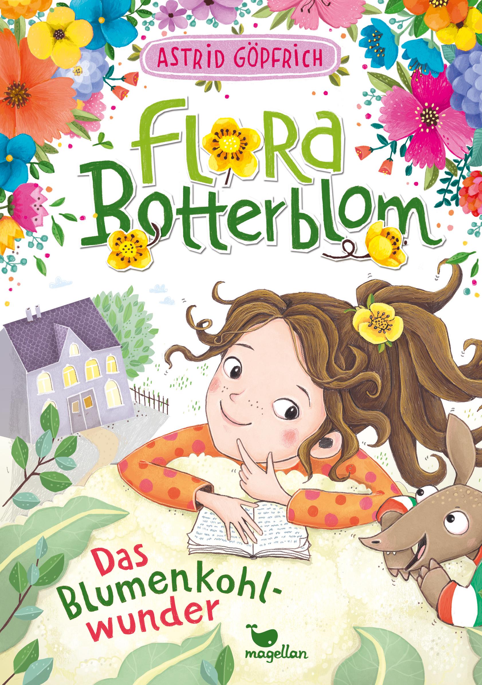 Flora Botterblom - Das Blumenkohlwunder