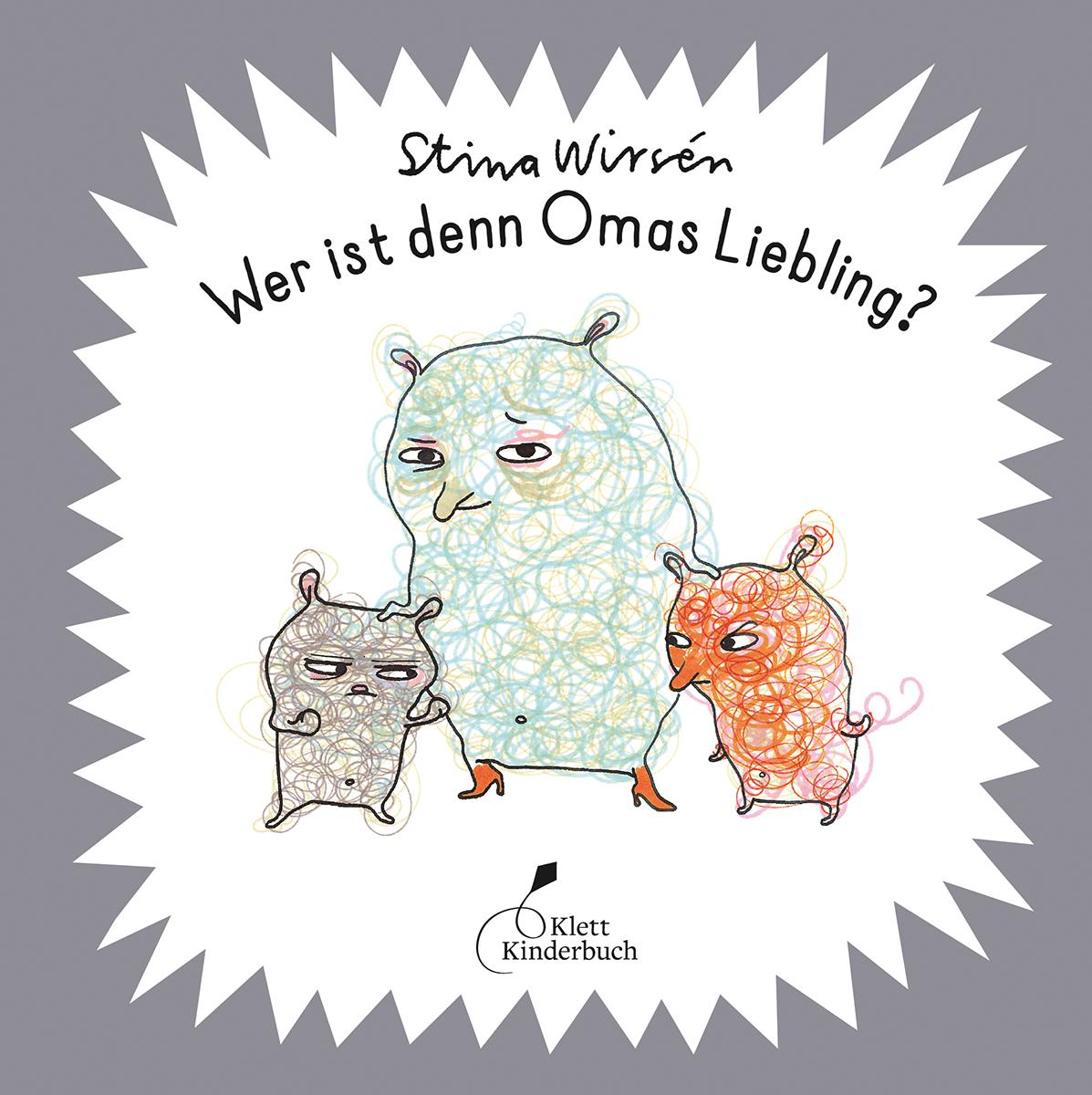 Wer ist denn Omas Liebling?