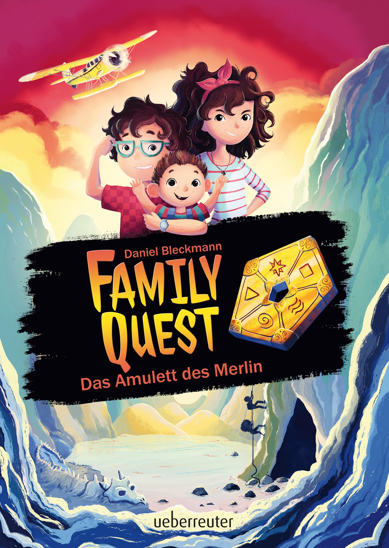 Family Quest - Das Amulett des Merlin