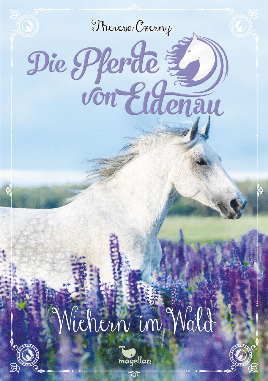 Die Pferde von Eldenau - Wiehern im Wald
